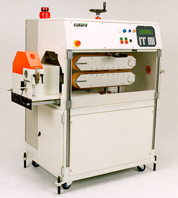 Gillard extruded food cutter
